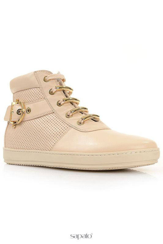 Ботинки Loriblu Ботинки бежевые