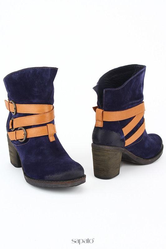 Ботинки Benta Ботинки синие