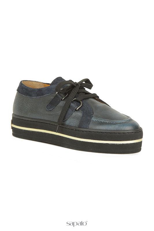 Ботинки GIEMME Ботинки синие