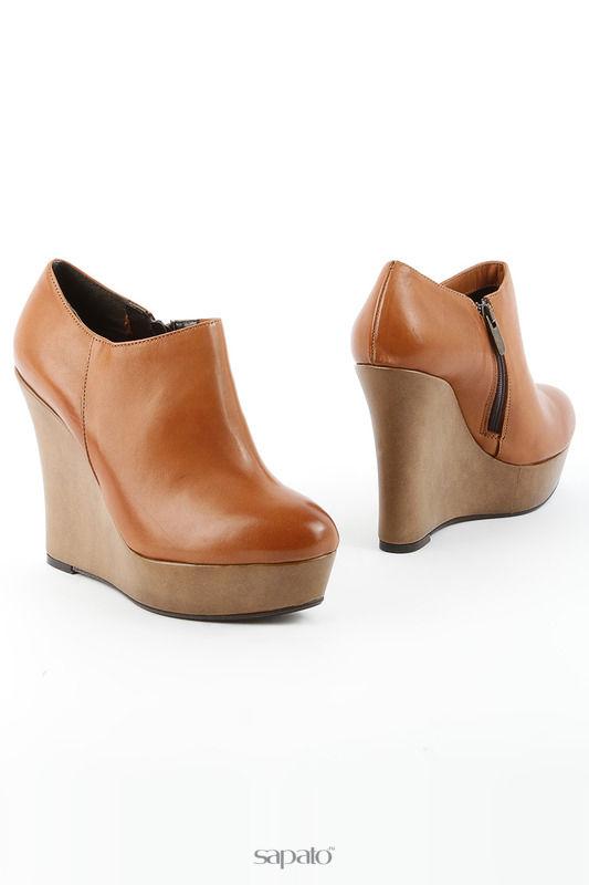 Ботинки SK Полуботинки оранжевые