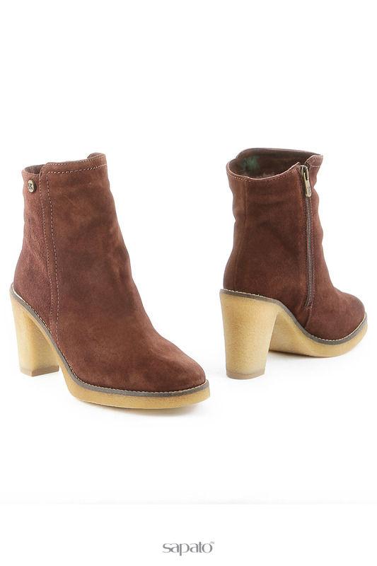 Ботинки SK Ботинки коричневые