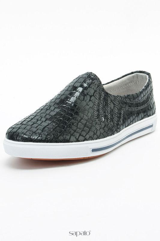 Ботинки SpringWay Полуботинки чёрные
