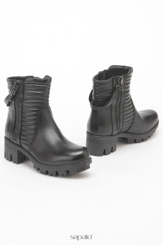 Ботинки MIMMU Ботинки чёрные