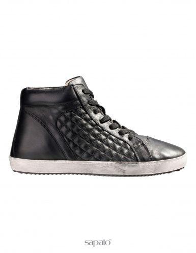 Ботинки Madeleine Кеды чёрные