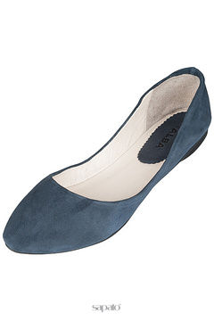 Балетки Alba Балетки синие