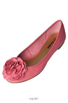 Балетки Alba Балетки розовые