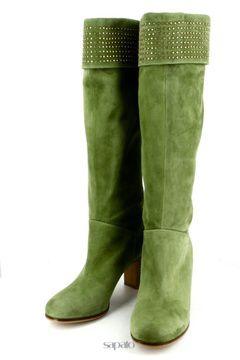Сапоги Alba Сапоги зеленые
