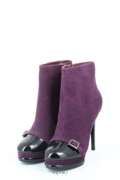 Ботинки Svetski Ботинки фиолетовые