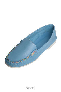 Мокасины Alba Мокасины голубые