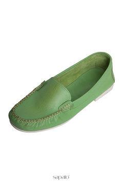 Мокасины Alba Мокасины зеленые