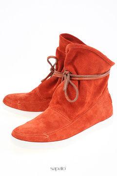 Ботинки Svetski Ботинки жёлтые