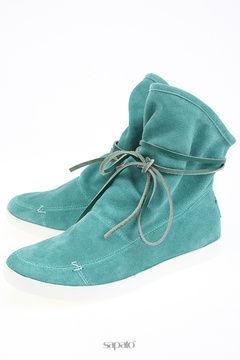 Ботинки Svetski Ботинки зеленые