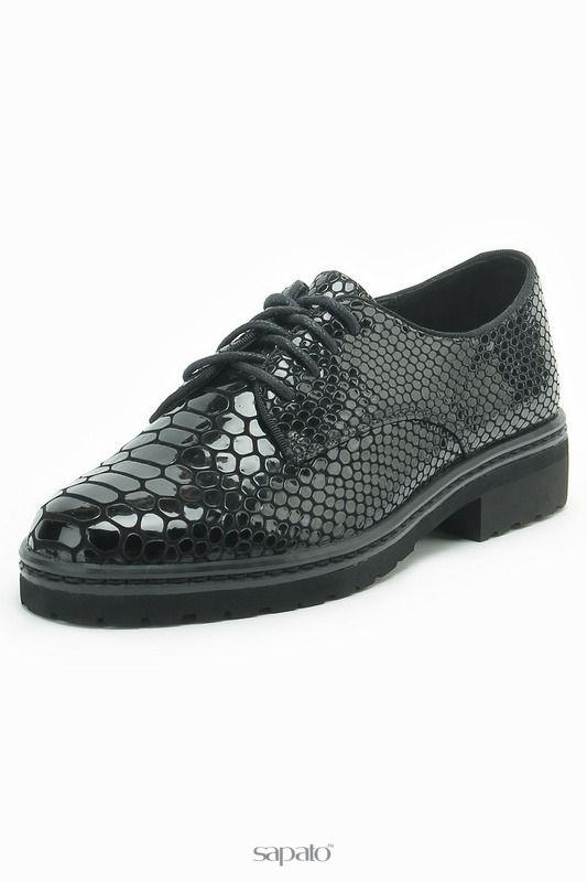 Ботинки Zumita Полуботинки чёрные