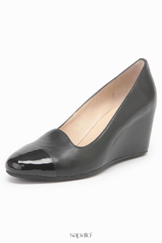 Туфли Just Couture Туфли закрытые чёрные