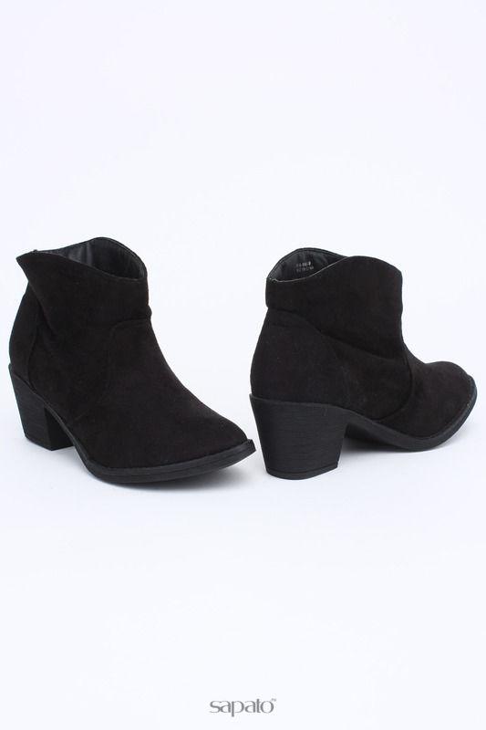 Ботинки Sinsay Ботинки чёрные