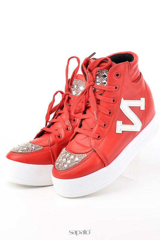 Туфли Summergirl Туфли красные