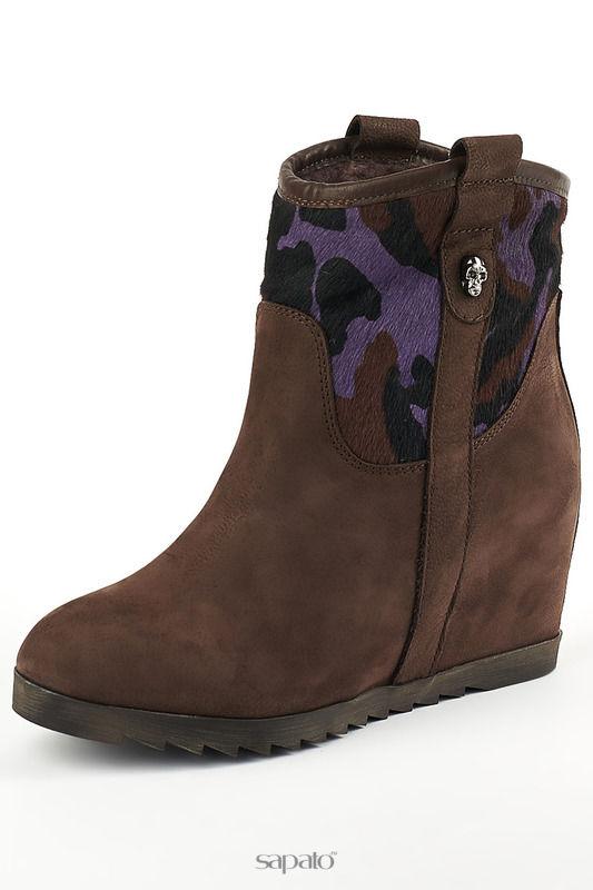 Ботинки Grand Style Ботинки коричневые