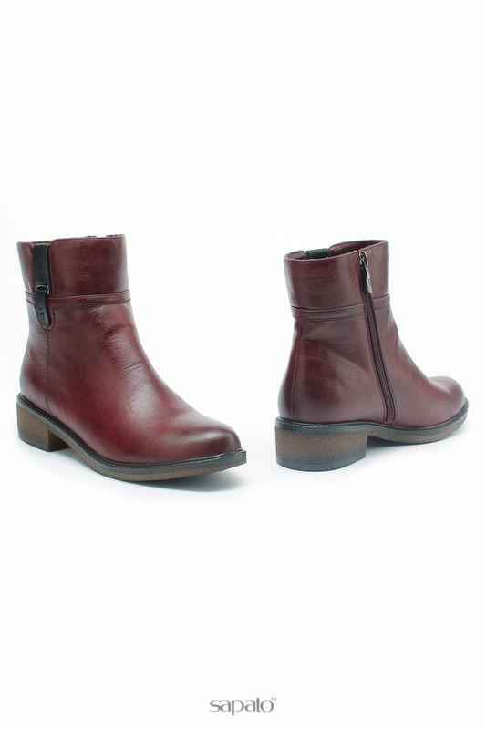 Ботинки MAKFLY Ботинки красные