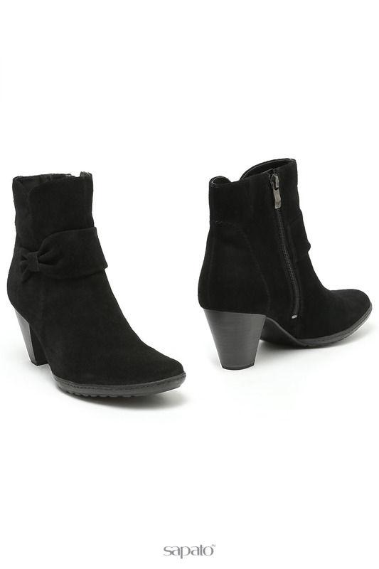 Ботинки Caprice Ботинки чёрные