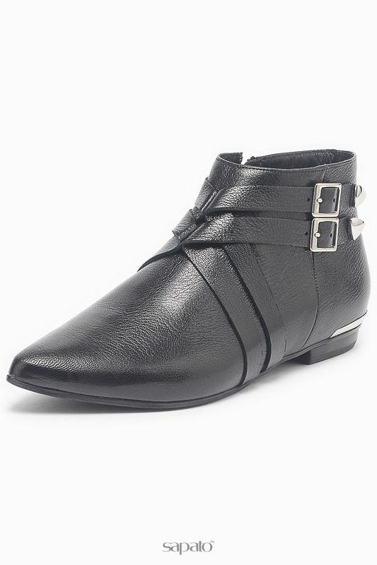 Ботинки Hogl Ботинки чёрные