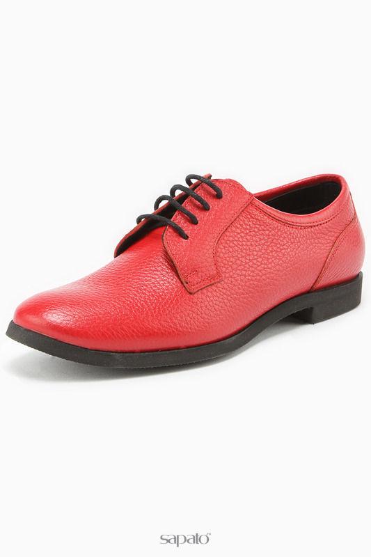 Ботинки SpringWay Полуботинки красные