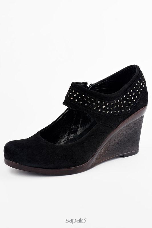 Туфли Marinelli Туфли чёрные