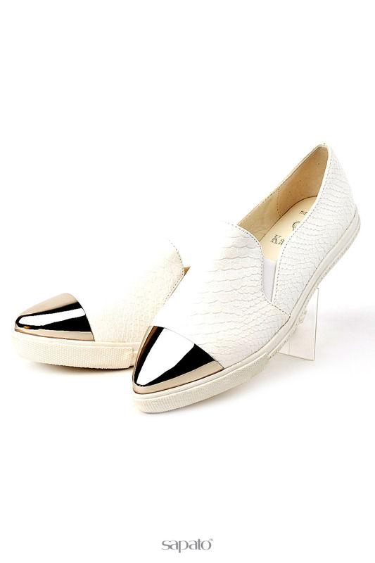 Туфли Vita Ricca Туфли белые