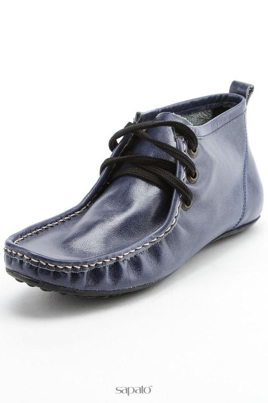 Ботинки Abbi Ботинки синие
