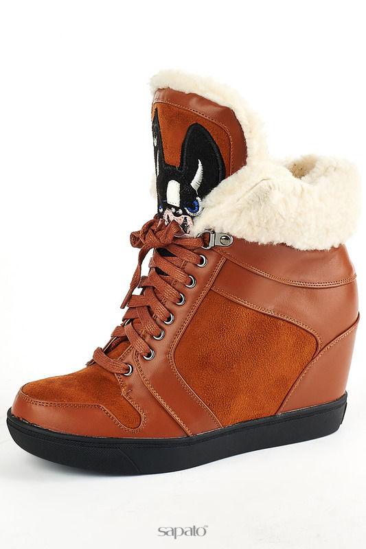 Ботинки Itemblack Ботинки оранжевые