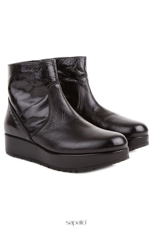 Ботинки Zamagni Ботинки чёрные