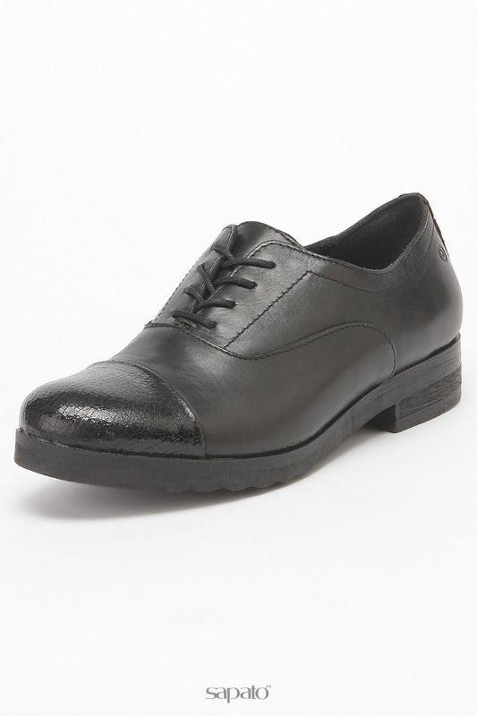 Ботинки Khrio Полуботинки чёрные