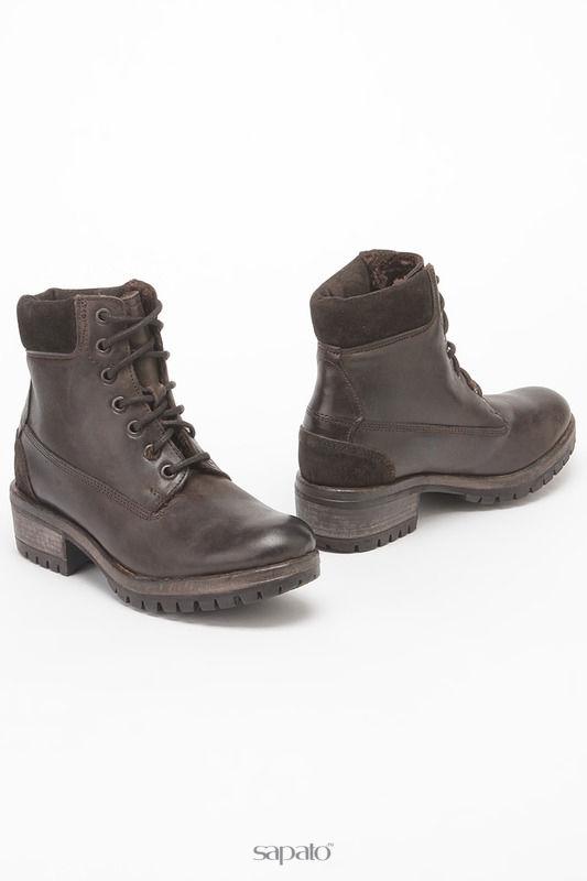 Ботинки Khrio Ботинки коричневые