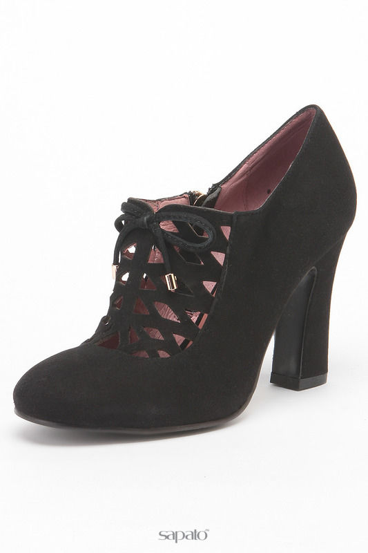 Ботинки Just Couture Полуботинки чёрные
