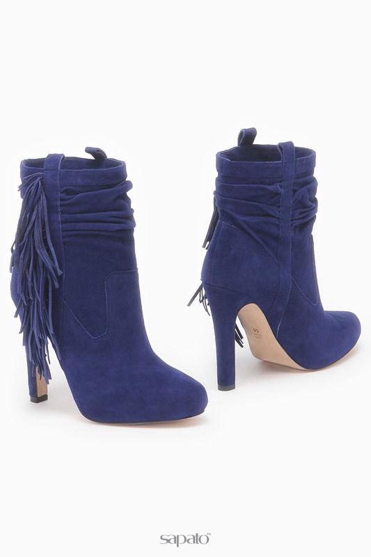 Ботинки Jean-Michel Cazabat Ботинки синие