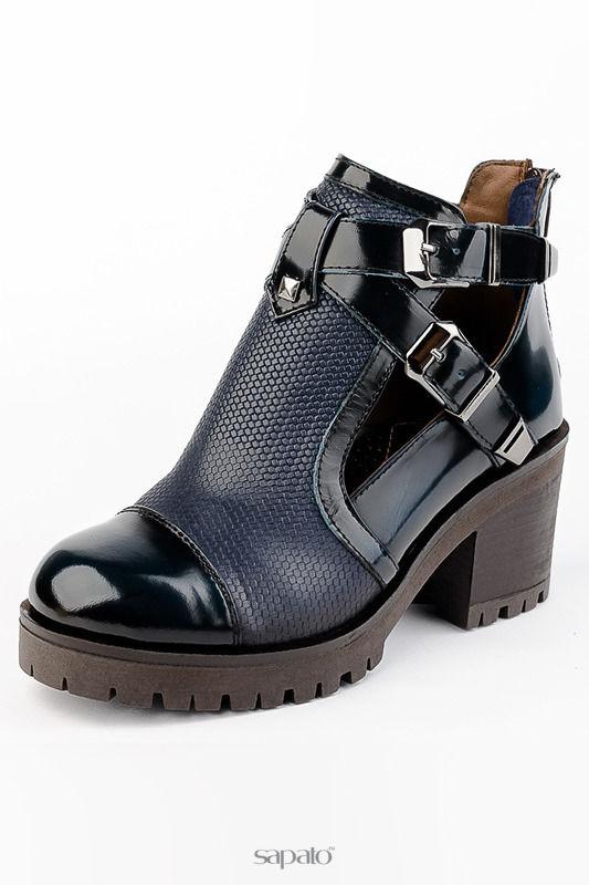 Ботинки Allegri Ботинки синие