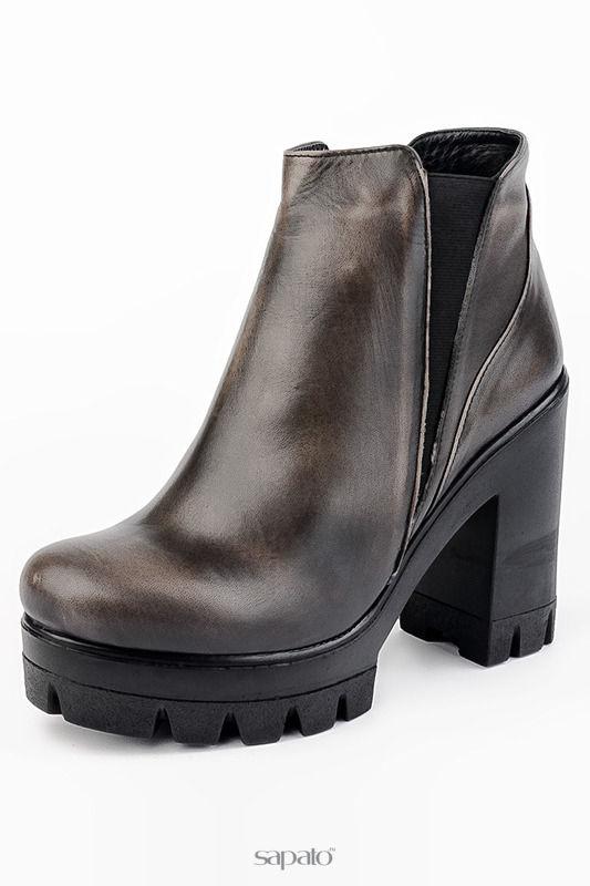 Ботинки Allegri Ботинки серые