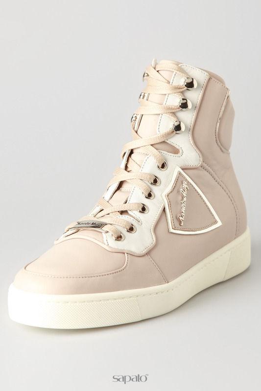 Ботинки Nando Muzi Ботинки бежевые