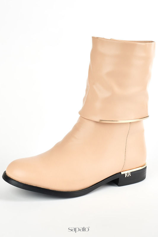 Ботинки Itemblack Ботинки бежевые