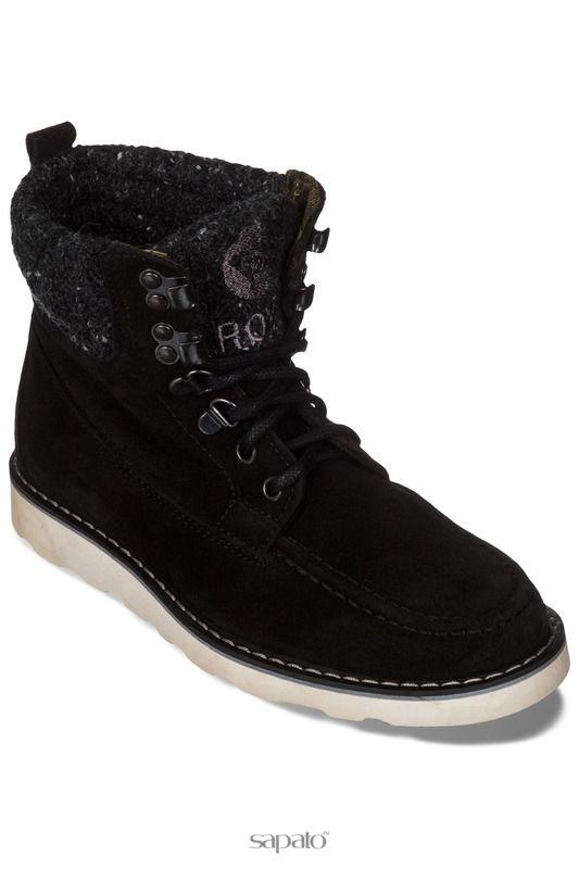Ботинки Roxy Полуботинки чёрные