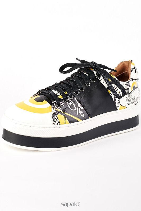 Ботинки Grand Style Ботинки жёлтые