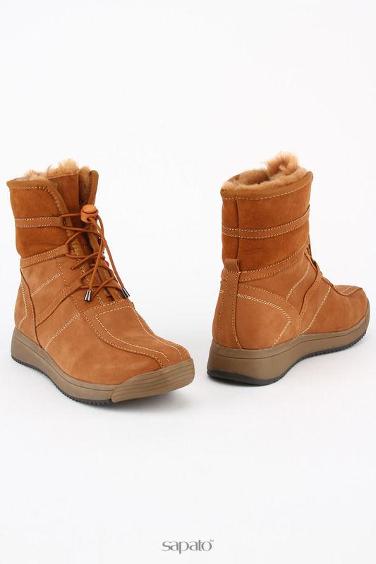Ботинки Evita Ботинки оранжевые
