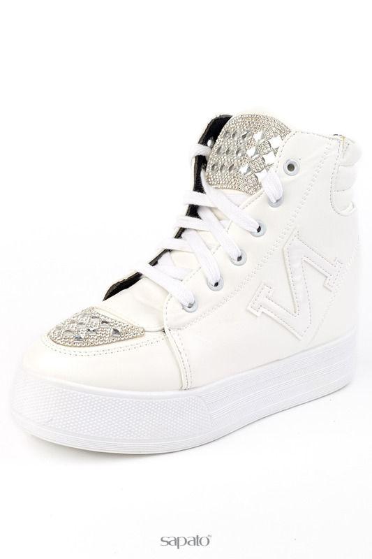 Ботинки Sylalina Ботинки белые