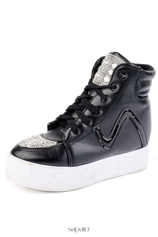 Ботинки Sylalina Ботинки чёрные