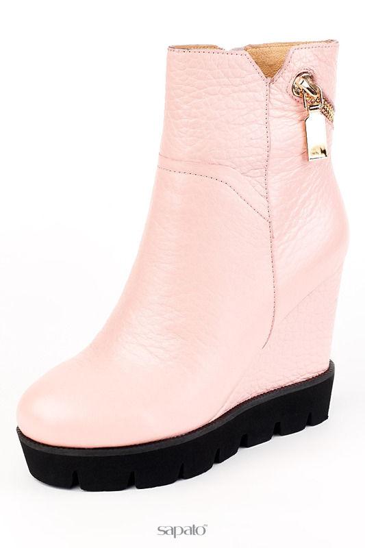 Ботинки Grand Style Ботинки розовые