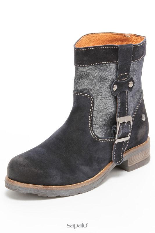 Ботинки Provocante Ботинки синие