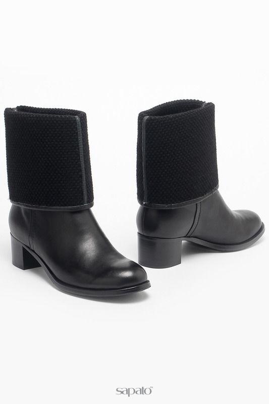 Ботинки Kapricci Ботинки чёрные
