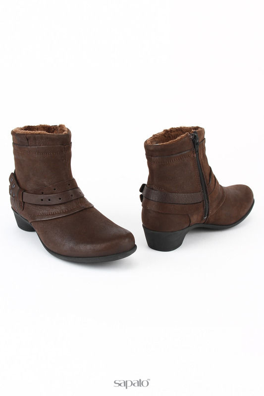 Ботинки Comodo Ботинки коричневые