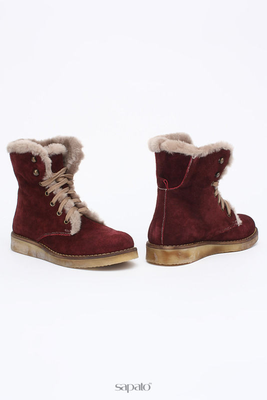 Ботинки Dino Ricci Ботинки красные