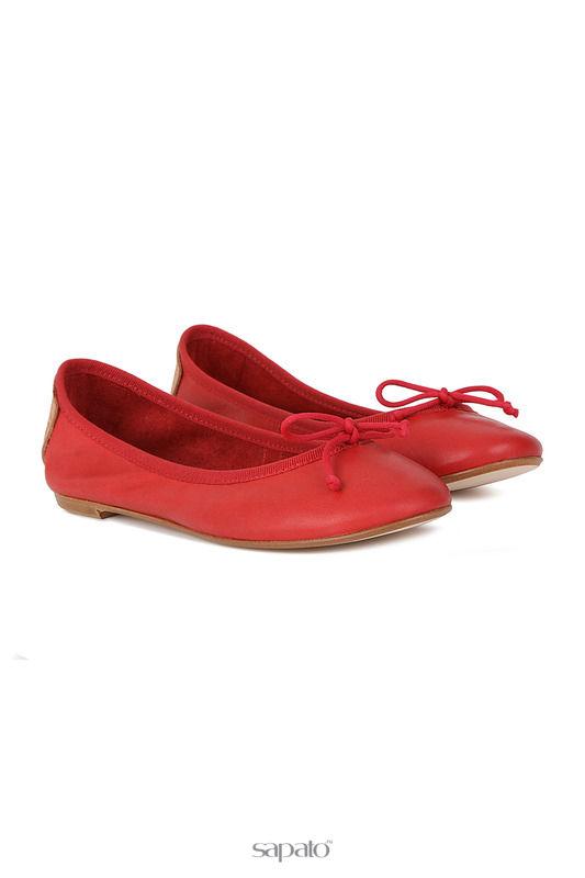 Балетки Versilia Балетки красные