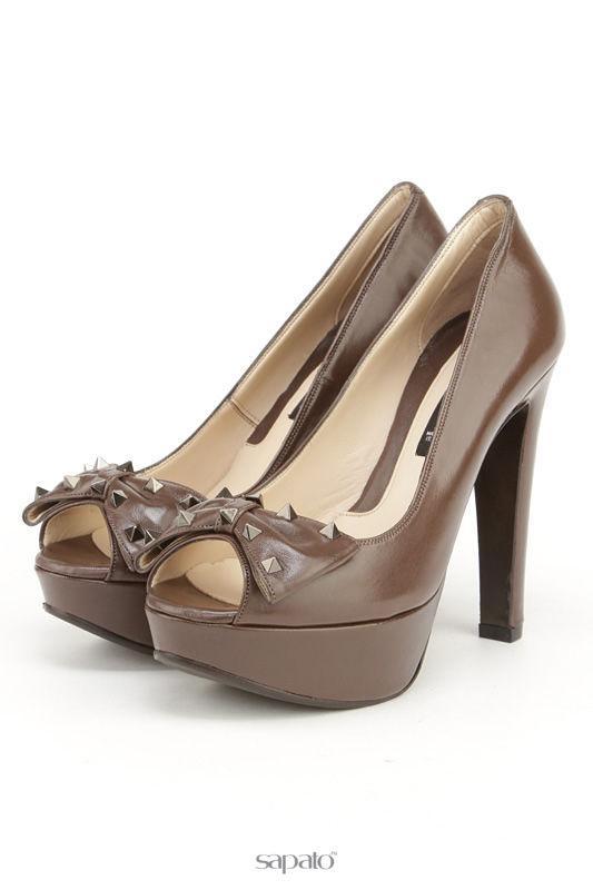 Туфли Albano Туфли коричневые